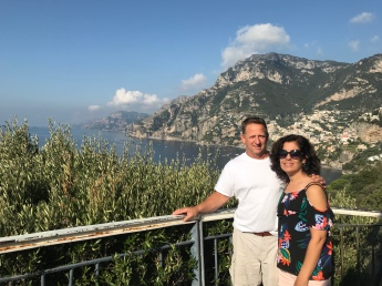 The Amalfi Coast 2018
