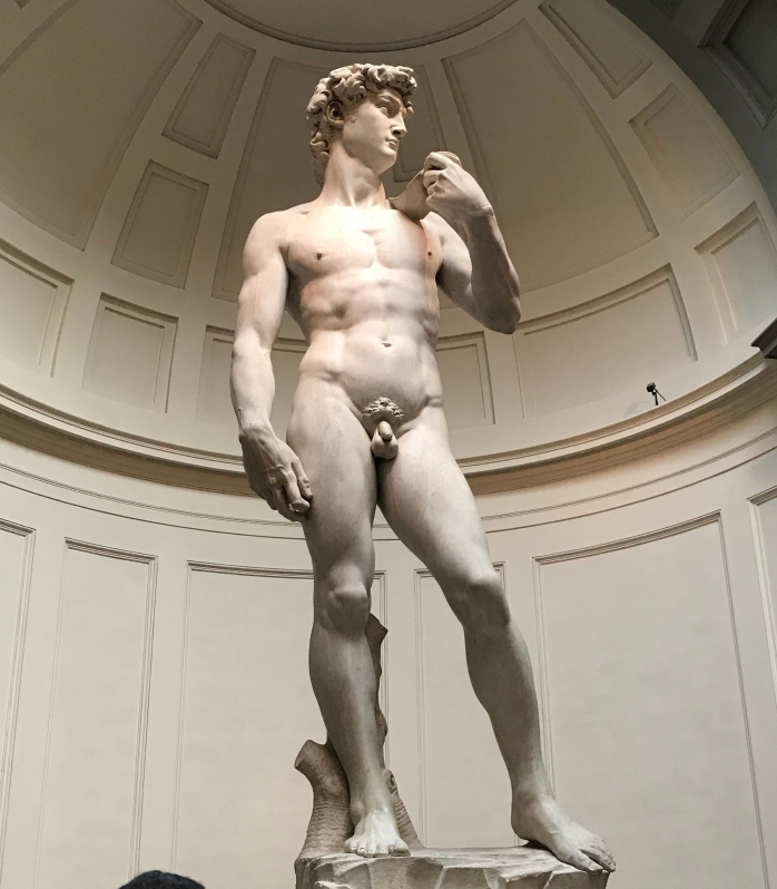 Sculpture, David, Michelangelo